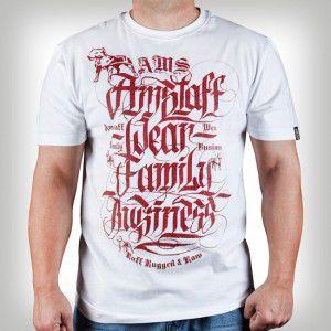 AMSTAFF FARO SHIRT WHT – biela