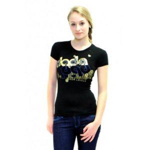 DADA T shirt Lady Black – čierna
