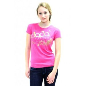 DADA T shirt Lady Fuchsia – ružová