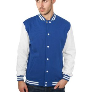 21734 300x300 - Urban Classics 2-tone College Sweatjacket Roy Wht - modro-biela