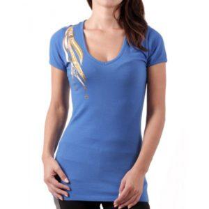 Rocawear Ladies Tshirt Blue – modrá
