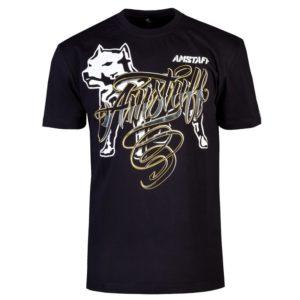 Amstaff Fural T-Shirt – black – čierna