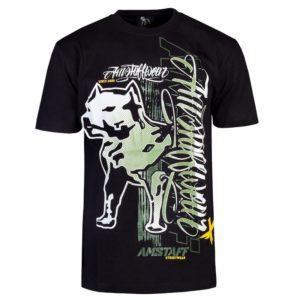 Amstaff Lykon T-Shirt – čierna