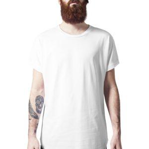 Urban Classics tričko – S – biela