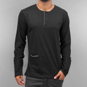 Cazzy Clang Square Longsleeve Black