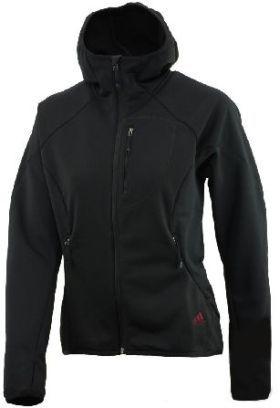 Mikina adidas Hiking 1Side Fleece Hoodie W O05945