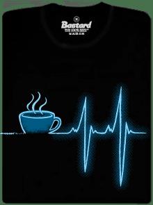 Coffee help pánske tričko