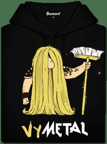 Metalista pánska mikina