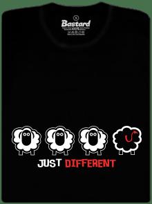 Čierna ovca detske tričko