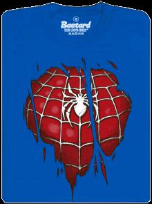 Spider Inside pánske tričko