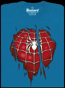 1848 - Spider Inside detské tričko