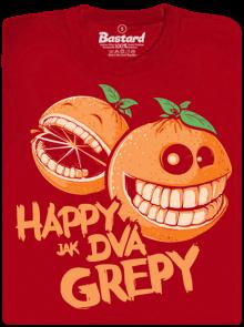 1879 - Happy grepy detské tričko