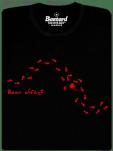 Beer effect pánske tričko