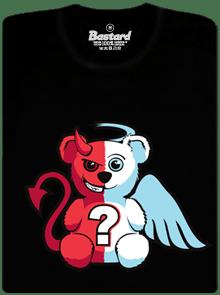 Anjel vs. diabol detské tričko