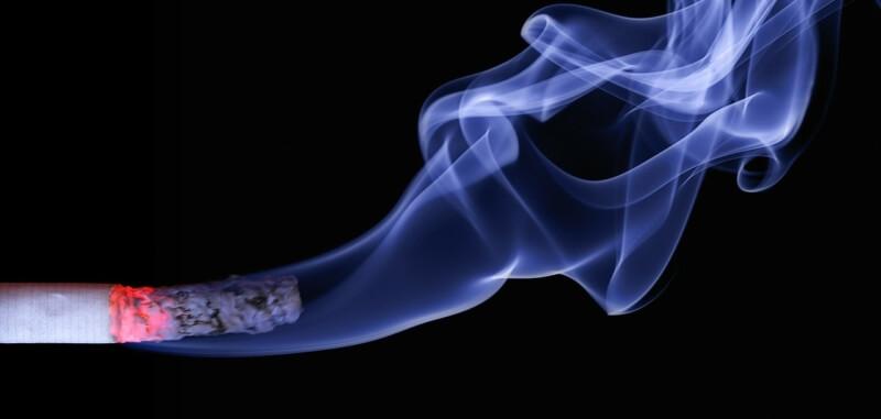 Čo sa stane, ak prestanete fajčiť - cigareta - dym