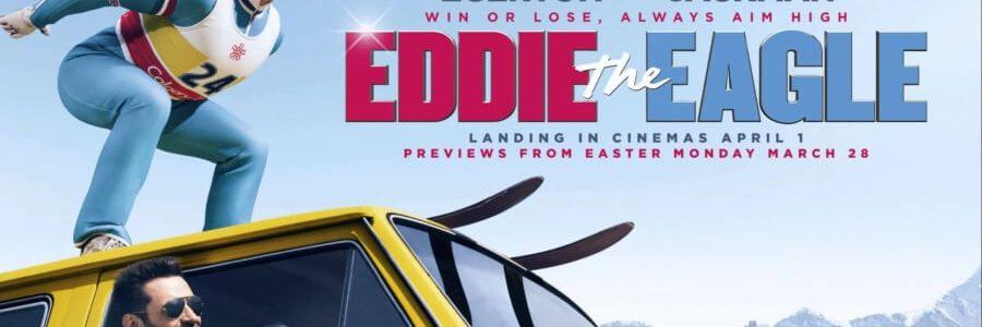 Film - Orel Eddie - Orol Eddie skutočný príbeh