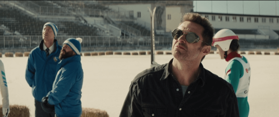 Film Orol Eddie - 2016 - skutočný príbeh