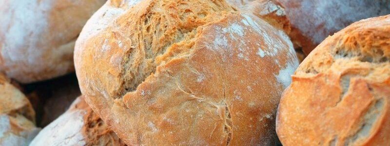 špaldový chlieb bez kvásku
