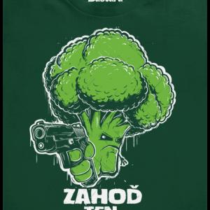 Bastard Zahoď ten stejk pánske tričko – nový strih