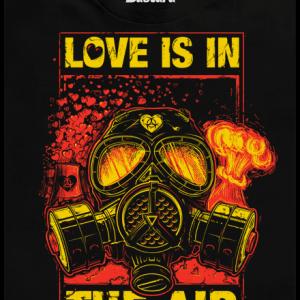 Bastard Love is in the Air pánske tričko – nový strih