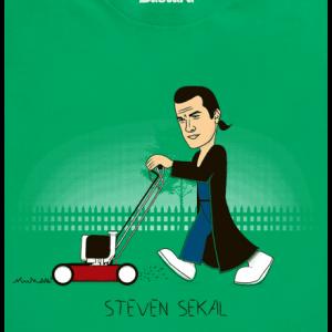 Bastard Steven Sekal pánske tričko – nový strih