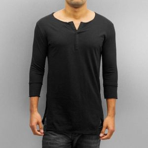 2Y Slough Longsleeve Black – S